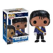 Funko Pop Rocks Michael Jackson Military Grammy # 26