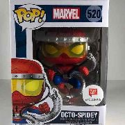Funko Pop Octo-spidey Walgreens Exclusivo Marvel Spider-man
