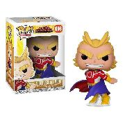 Funko Pop Silver Age All Might My Hero Academia Mha #608