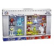Kit Personagens Disney Pixar Metalfigs Com 10 Personagens
