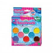 Aquabeads Brinquedo Refil Conjunto Beads Brilhantes Epoch 30678