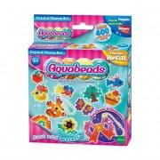 Aquabeads Brinquedo Refil Conjunto Crystal Charm Set Epoch 79288