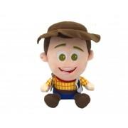 Bicho de Pelucia com 4 Toy Story Woody, Buzz, Rex, Hamm