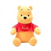 Bicho de Pelucia Urso Ursinho Pooh Puff