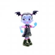 Boneca Vampirina 9 cm Vestido Preto ou Roxo