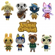 Boneco de Pelucia Animal Crossing do jogo da Nintendo Switch Diversos Modelos