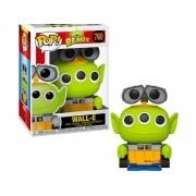 Boneco Funko Pop Disney Pixar Alien Remix Wall-e #760