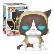 Boneco Funko Pop Icons Grumpy Cat Gata Rabugenta #60