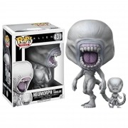 Boneco Funko Pop Movies Alien Neomorph with Toddler #431