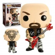 Boneco Funko Pop Rocks Slayer Kerry King #157