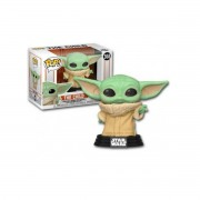 Boneco Funko Pop Star Wars Mandalorian Child Baby Yoda