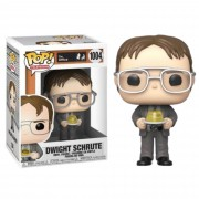 Boneco Funko Pop The Office Dwight Schrute #1004