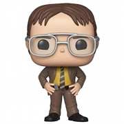 Boneco Funko Pop The Office Dwight Schrute #871