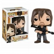 Boneco Funko Pop The Walking Dead Darly Dixon #391
