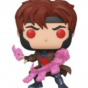 Boneco Funko Pop X-Men Gambit W Cards #553