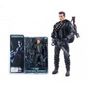 Boneco Terminator T 800 Cyberdyne Showdown Exterminador Neca