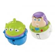 Boneco Toy Story com 2 unidades brinquedo Buzz & Alien