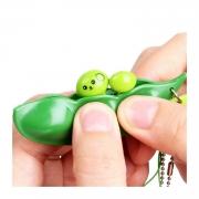 Brinquedo Anti Stress Chaveiro Ervilhas Fidget Toy Pop It