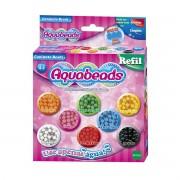 Brinquedo Aquabeads Conjunto Beads Temas Refil Epoch 30668