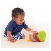 Brinquedo de Argolas Empilháveis Interativo Infantino