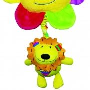 Brinquedo Móbile Musical Leãozinho com Flor Love