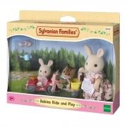Brinquedo  Sylvanian Families Carrinho de Brincar do Bebê Epoch
