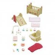 Brinquedo Sylvanian Families Conjunto Móveis do Berçario Epoch