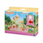 Brinquedo Sylvanian Families Playground do Castelo 5319 Epoch