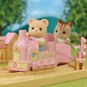 Brinquedo Sylvanian Families Trenzinho do Bebê 5320 Epoch