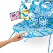 Cadeira de Descanso Musical e Vibratória para Bebê