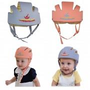 Capacete de Proteção p/ bebês engatinhar e caminhar anti quedas