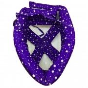 Capacete de Proteção para bebê Engatinhar e Andar Azul com Estrelas