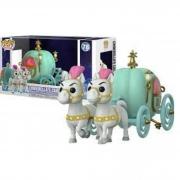 Carruagem da Cinderela Disney Funko Pop Rides #78