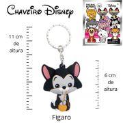 Chaveiro Disney Gato Figaro do filme Pinóquio