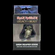 Chaveiro Oficial Iron Maiden Legacy of the Beast  Grim Reaper Eddie Edição Limitada
