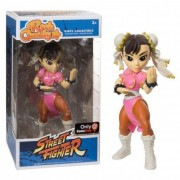 Chun-li Street Fighter Funko Pop Rock Candy Exclusivo GameStop