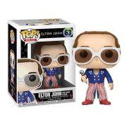 Elton John Boneco Funko Pop Rocks