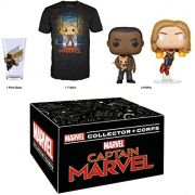 Funko Box Captain Marvel Collector Corps