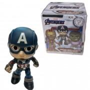Funko Mini Mystery Marvel Avengers Capitão America Bobble-Head