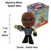 Funko Mini Mystery Spiderman Shocker Bobble-Head