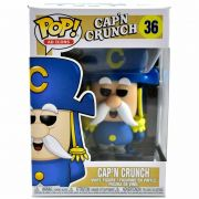 Funko Pop Ad Icons Capitão  Crunch
