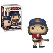 Funko Pop Angus Young ACDC Exclusivo FYE