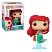 Funko Pop Ariel A Pequena Sereia Disney 563