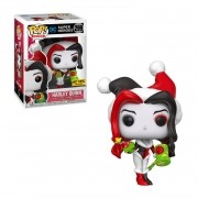 Funko Pop Arlequina Harley Quinn Wrapped Bomb 299 Hot Topic
