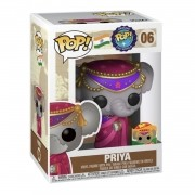 Funko Pop Around The World Priya #06 India