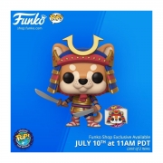 Funko Pop Around The World Toshi #07