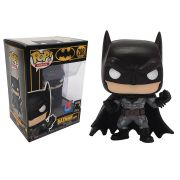 Funko Pop Batman PX Previews Exclusive com selo Batman 80 anos