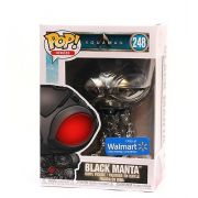 Funko Pop Black Manta Aquaman Exclusivo Cromado