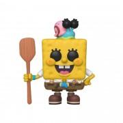 Funko Pop Bob Esponja com Gary  #916 Spongebob