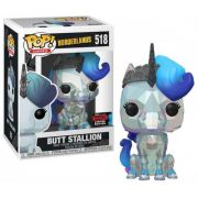 Funko Pop Butt Stallion NYCC Exclusivo Edição Limitada Borderlands 518
